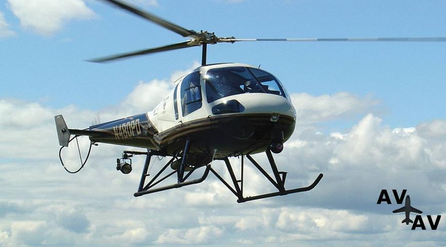 Аренда вертолета Enstrom 480B в Германии