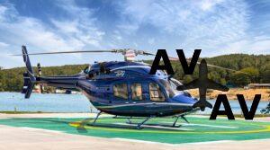 Аренда вертолета Bell 429 в Германии