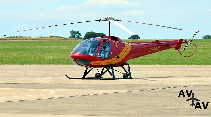 Аренда вертолета Enstrom 280FX в Германии