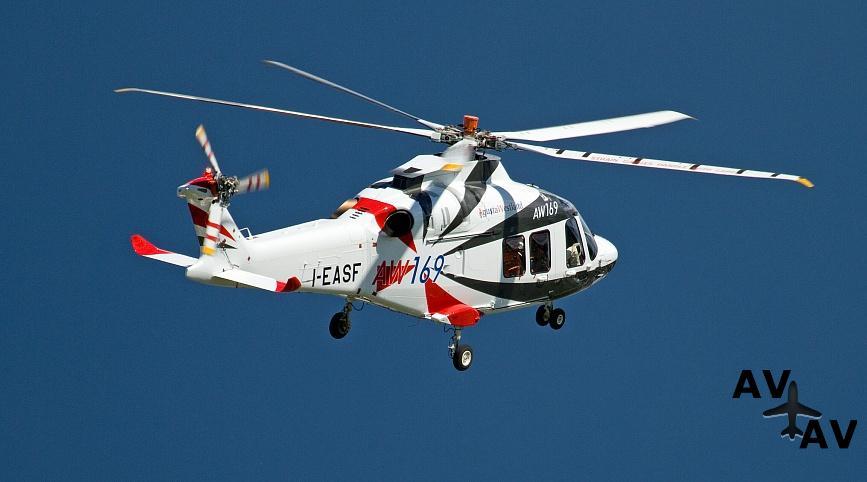 Аренда вертолета Leonardo Helicopters AW169 в Германии