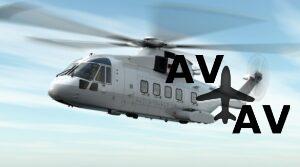 Аренда вертолета Leonardo Helicopters AW101 в Германии