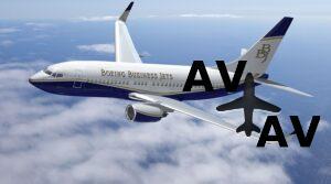 Арендовать частный самолет Boeing BBJ в Германии