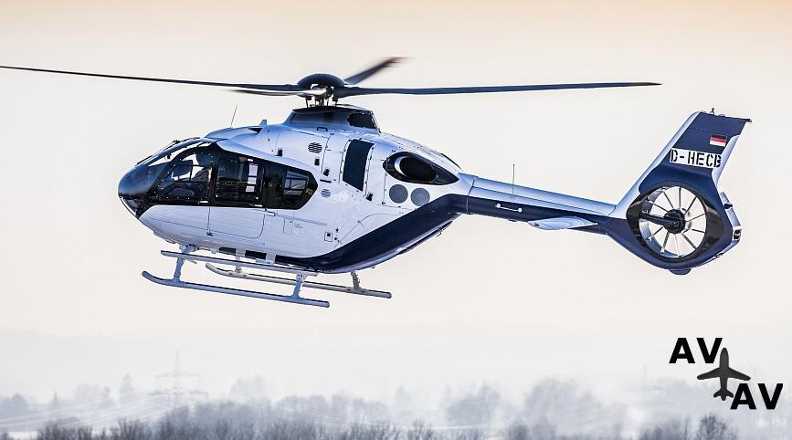Аренда вертолета Airbus Helicopters H145 в Германии