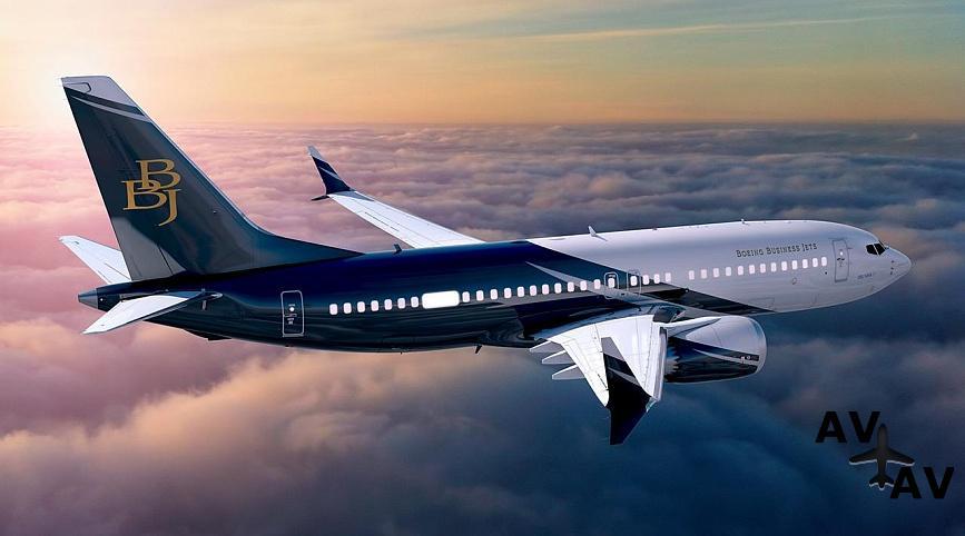 Арендовать частный самолет Boeing BBJ MAX 7 в Германии