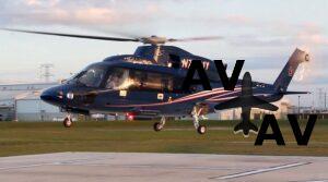 Аренда вертолета Sikorsky S-76D в Германии