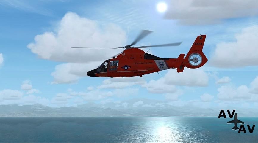 Аренда вертолета Airbus Helicopters AS365 N3+ в Германии
