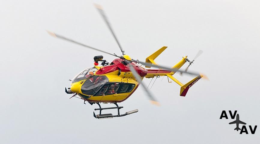 Аренда вертолета Airbus Helicopters EC145 в Германии